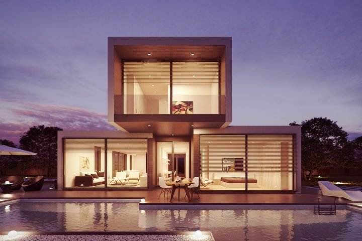 minimalist ev dekoru
